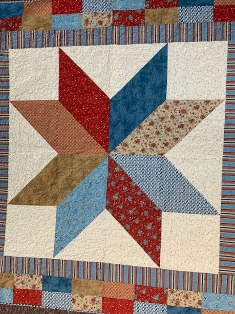 Stars and Stripes Kit (includes pattern)