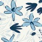 Blue Goose Floral Mist Gray y3099-116
