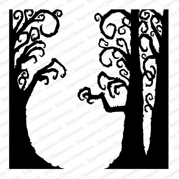 Impression Obsession - Creepy Trees
