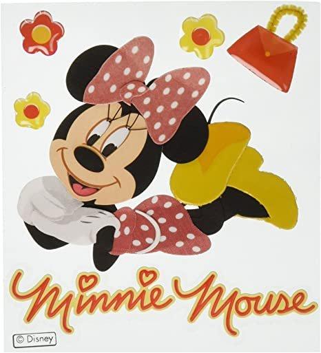 Disney Dimensional Stickers - Minnie