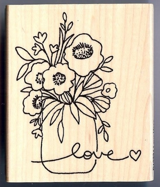 Impression Obsession - Love Vase