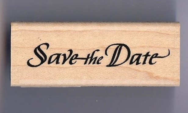 Impression Obsession - Save The Date