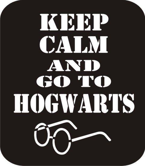 Petticoat Parlor - Keep Calm, Hogwarts
