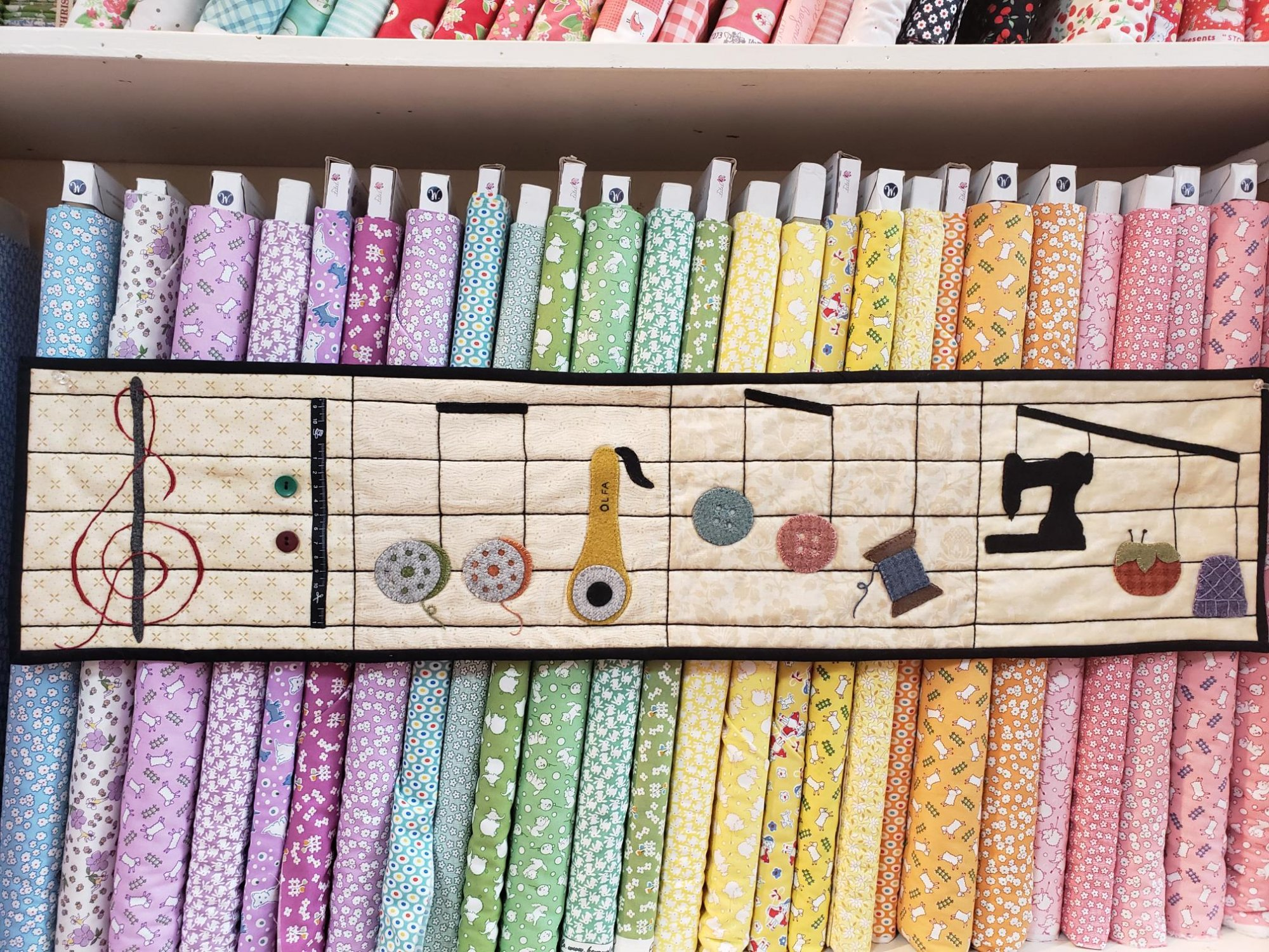 Sew A Song kit