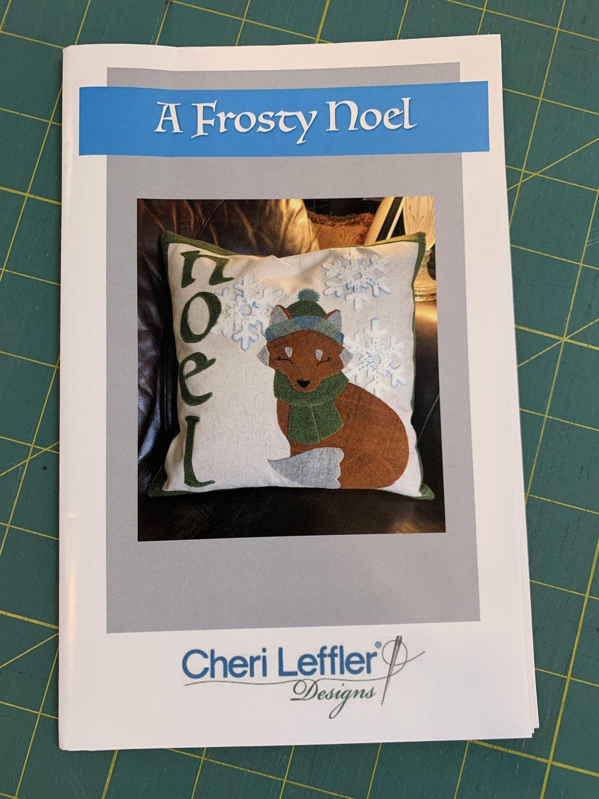 A Frosty Noel Pattern