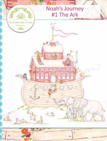 Noah's Journey #1 and Thread