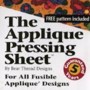 Teflon Applique Sheet - medium