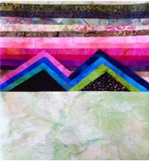 Hummingbird Fabric