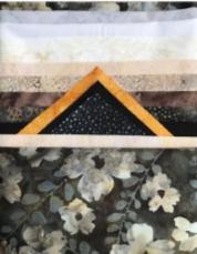 Snowy Egret Fabric