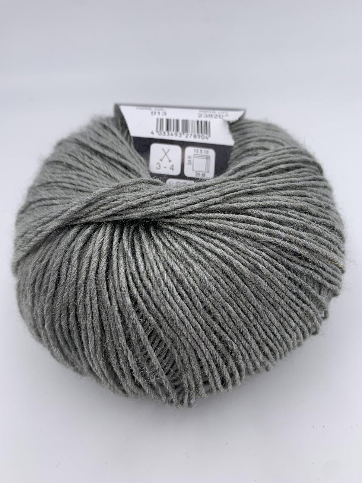 Lace Seta Mulberry 13 Gray Green