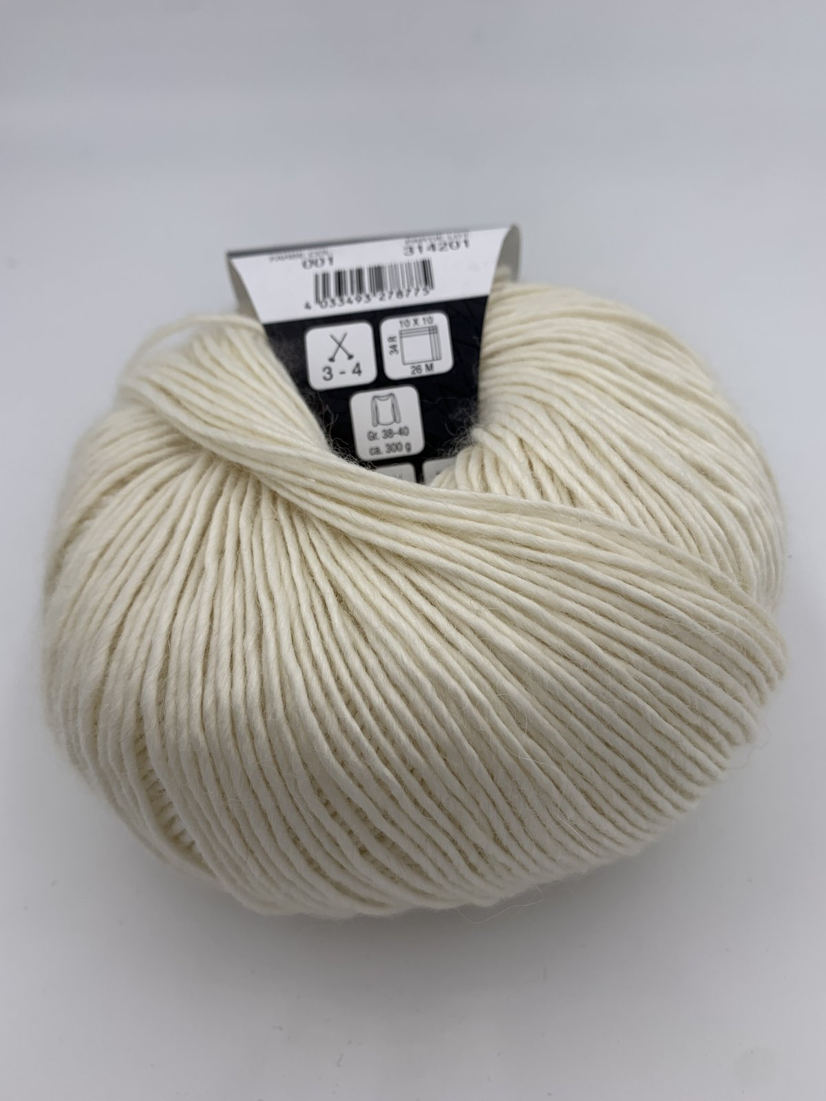 Lace Seta Mulberry 01 White