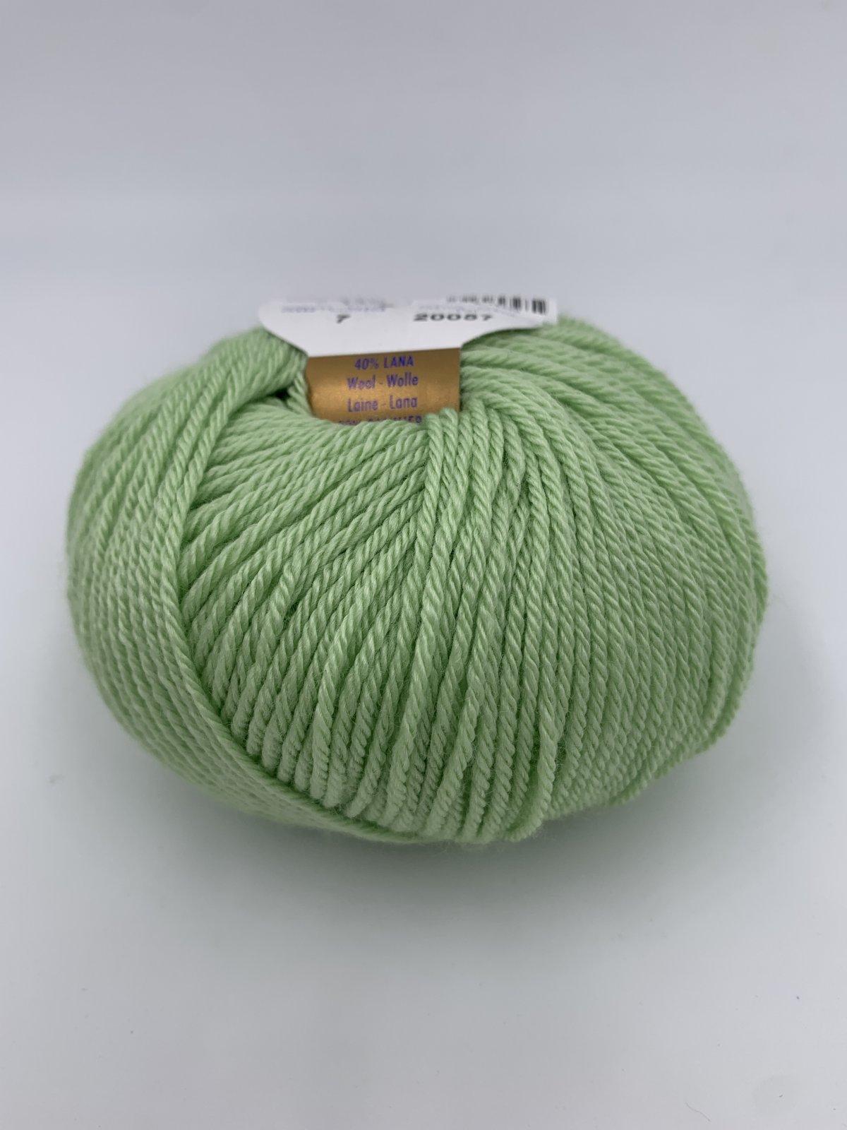 Bollicina 07 Light Green