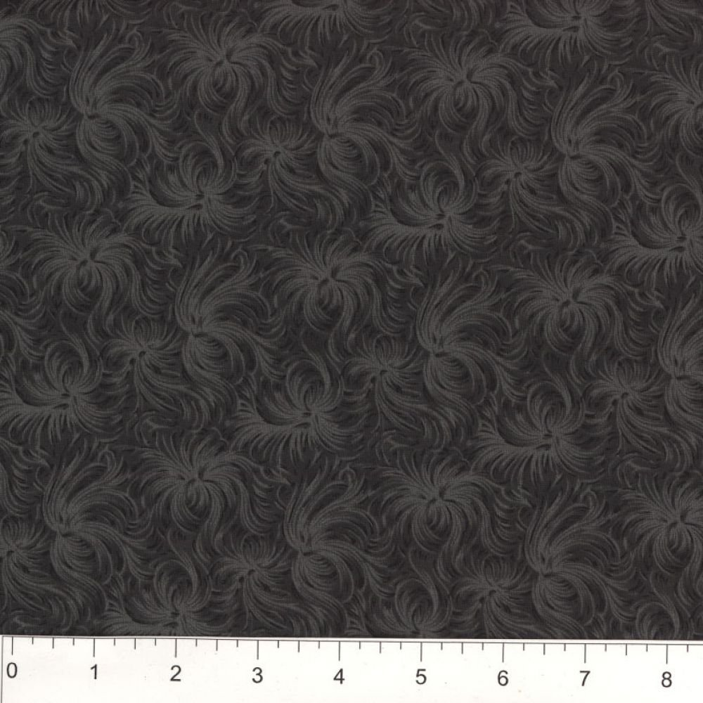 Day Dream 108 Wide Charcoal Black
