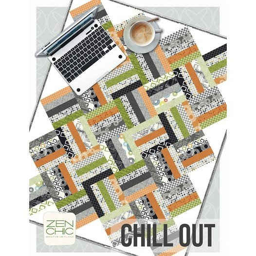 Chill Out Quilt Pattern - Free Download