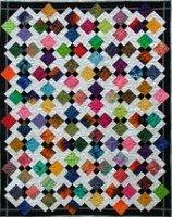 Jewel Box Disappearing Nine-Patch Diagonal Set