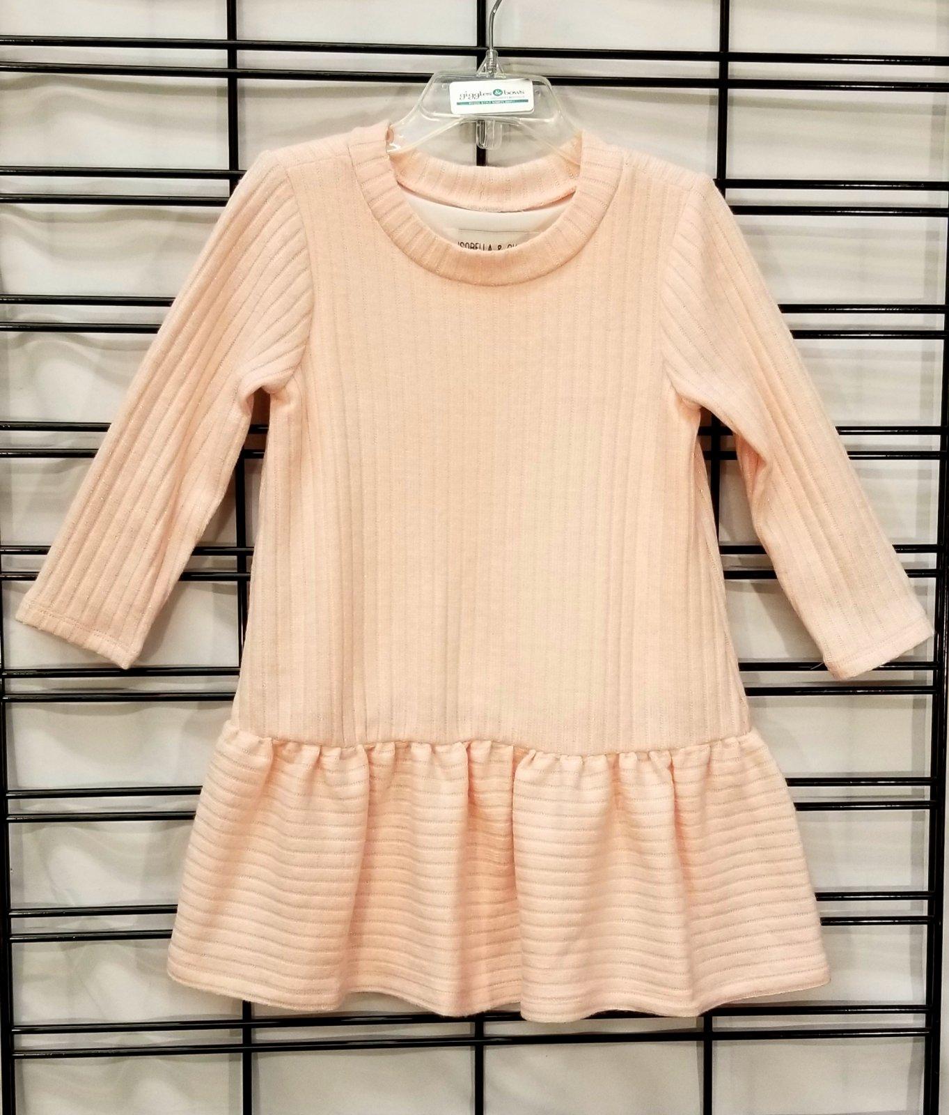 ISOBELLA & CHLOE - Pink Sparkle Dress
