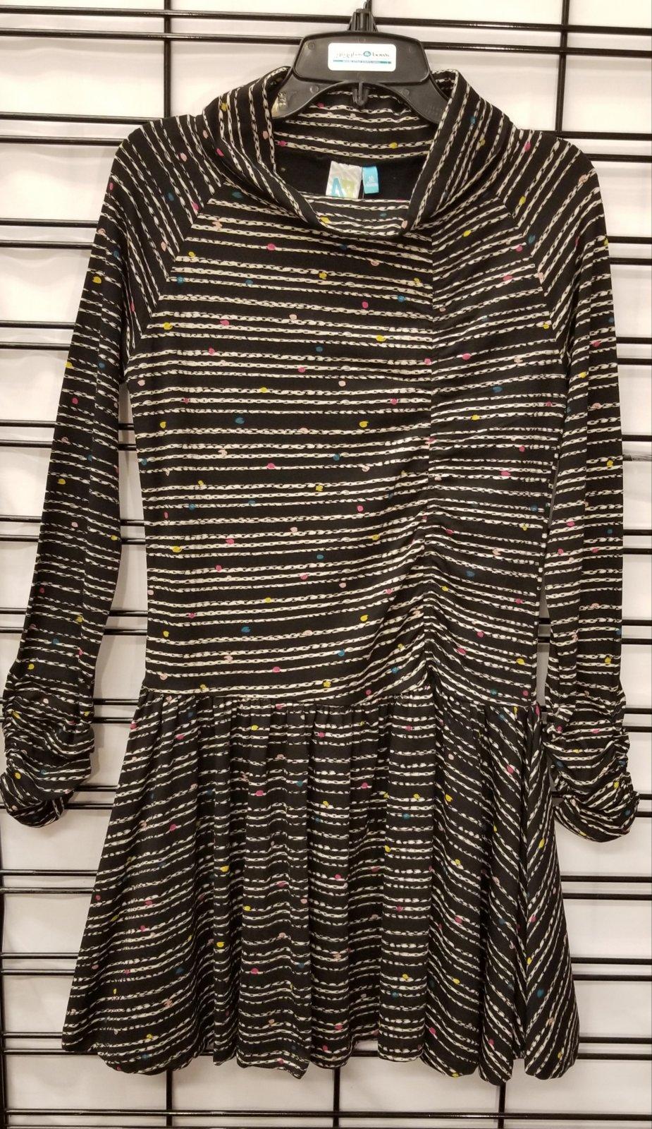 NORUK - Black lights dress