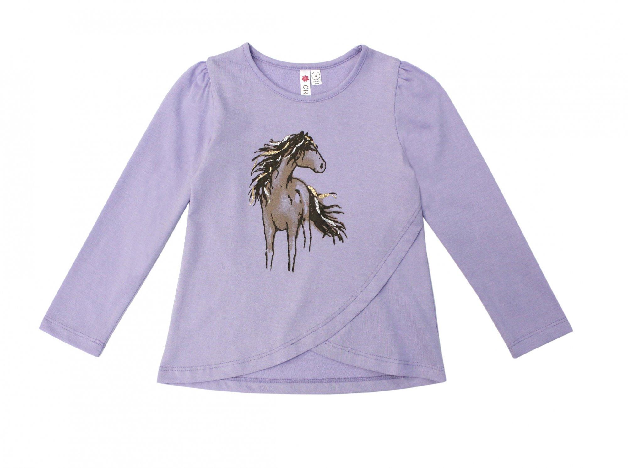 CR KIDS- Purple horse