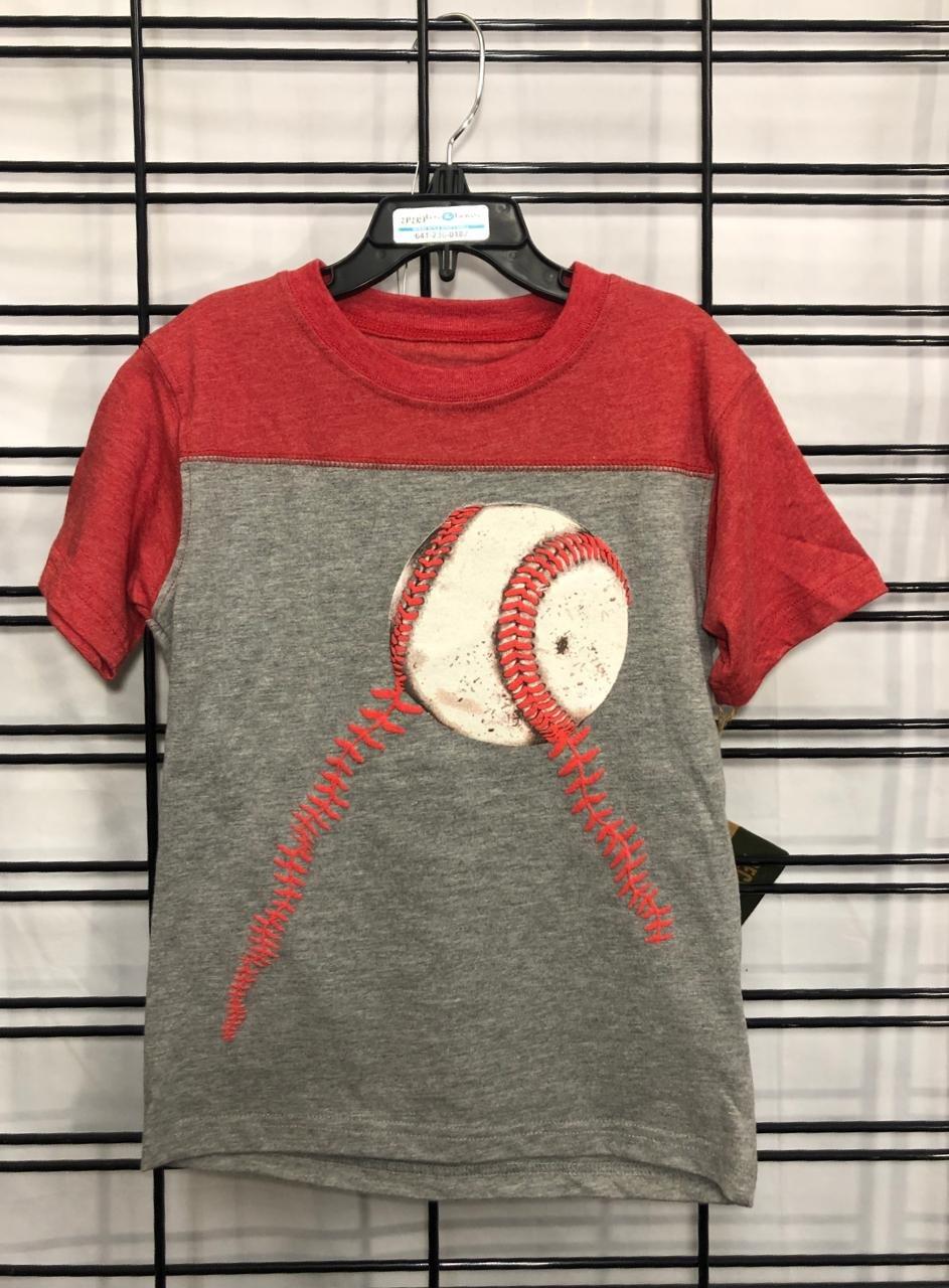 WES AND WILLY - Cherry Baseball Yoke