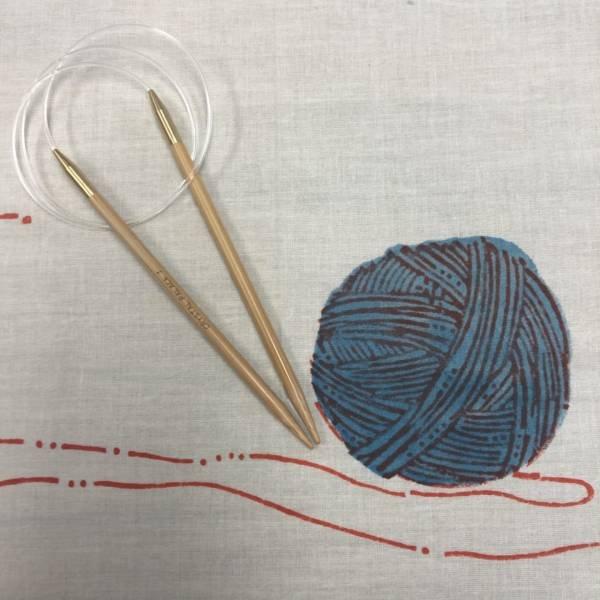 26 Circular Knitting Needles by Crystal Palace Bamboo