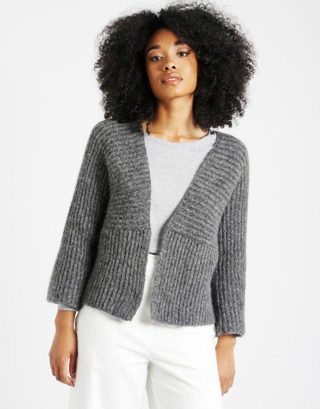 Etta Cardigan by Wool and the Gang