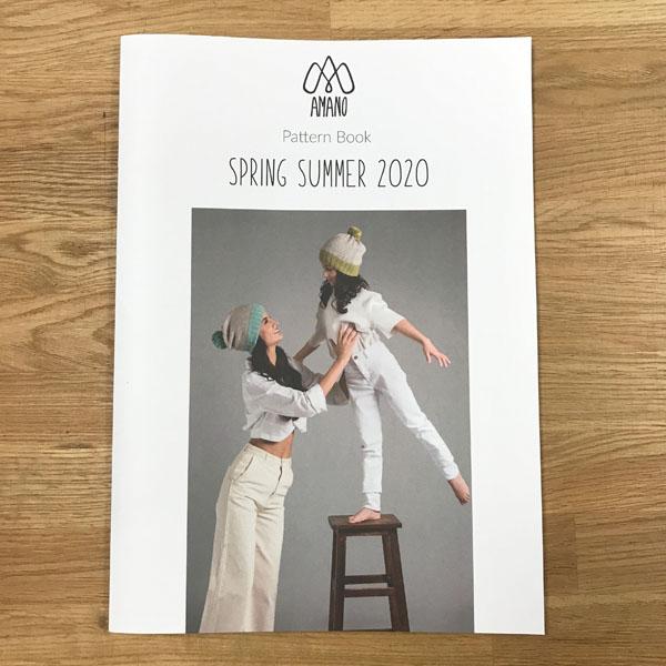 Amano Pattern Book / Spring Summer 2020