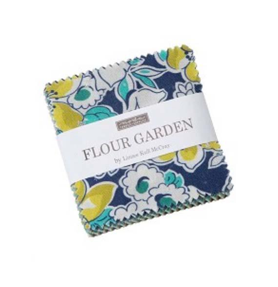Flour Garden / Mini Charm Pack