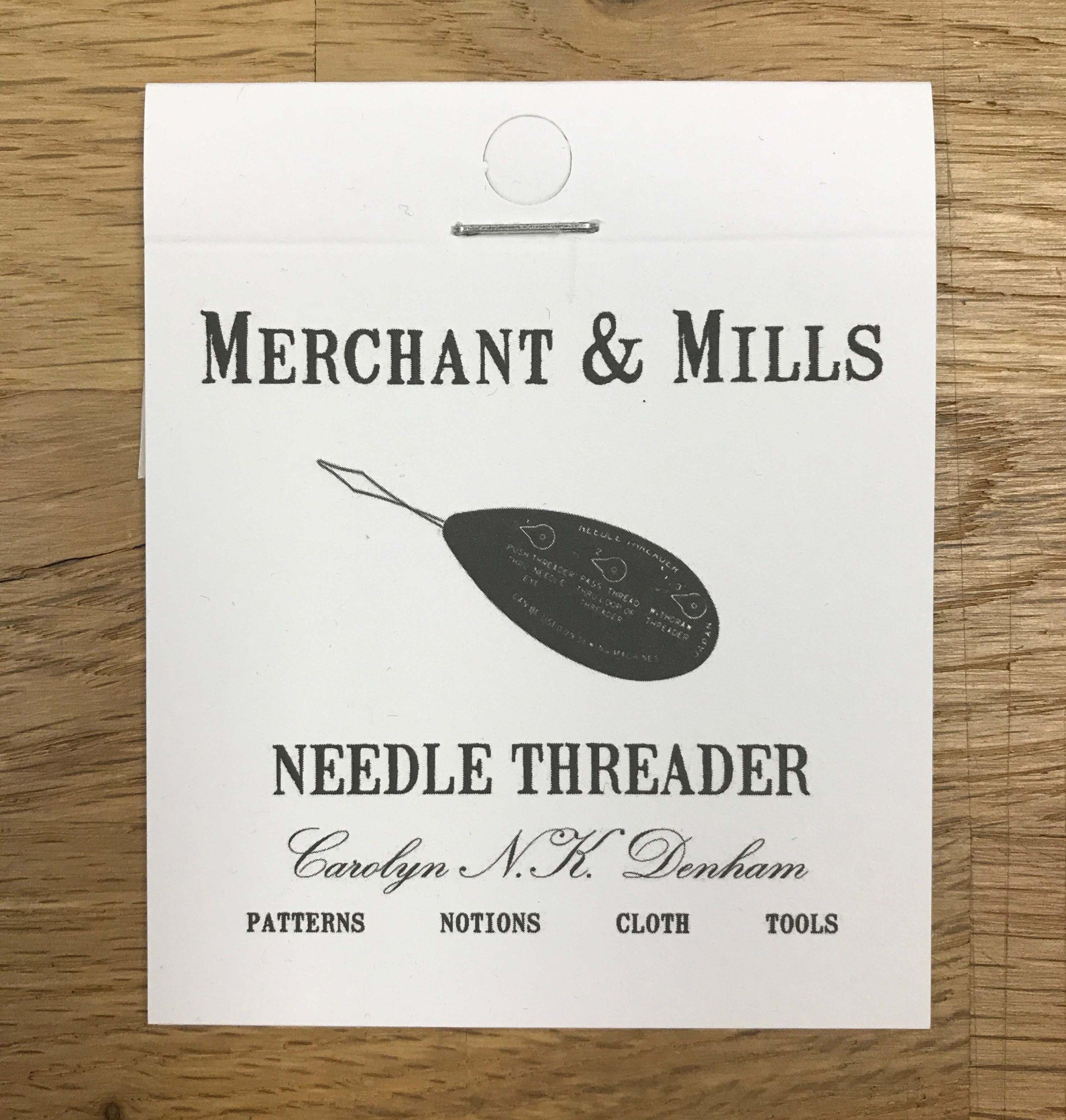 Needle Threader by Merchant & Mills
