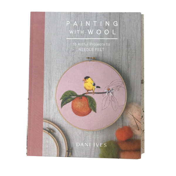 Painting with Wool  by Dani Ives