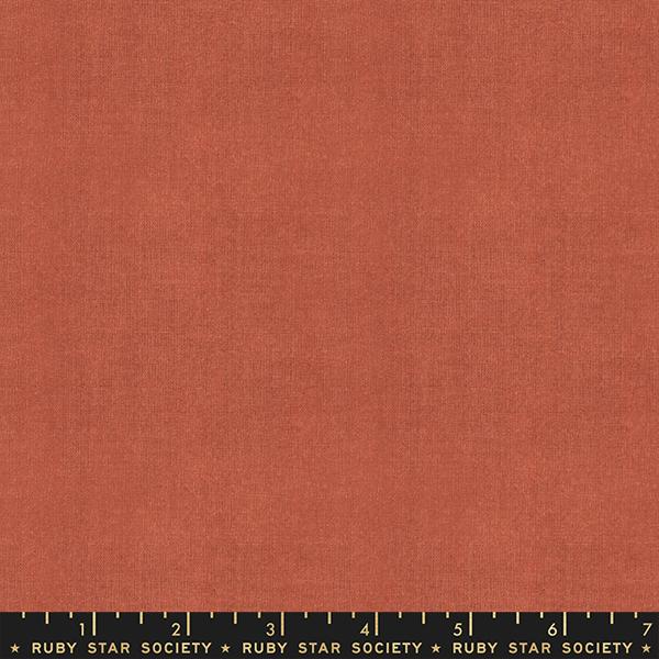 Warp & Weft / Cross Weave Persimmon