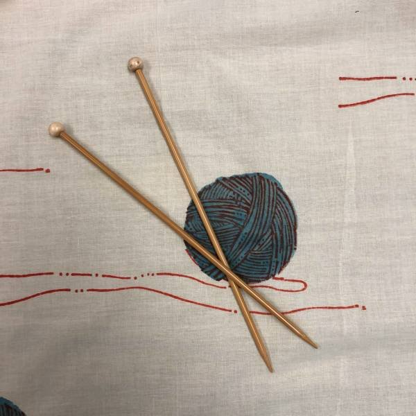 9 Single Point Knitting Needles by Crystal Palace Bamboo