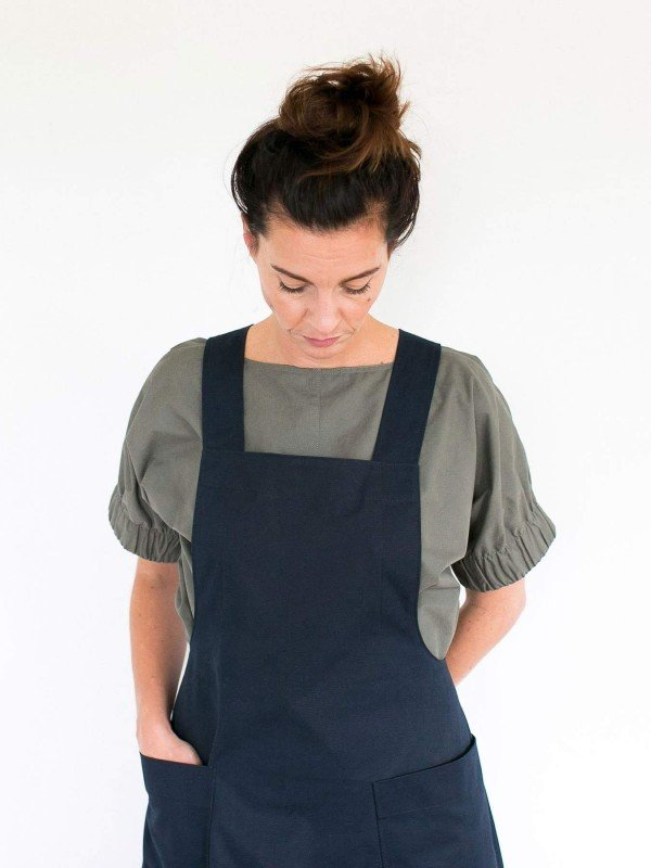 Apron Dress by the Assembly Line