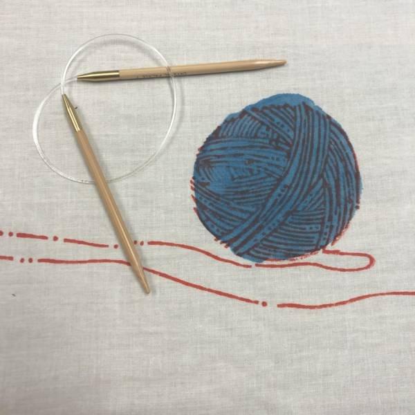 16 Circular Knitting Needles by Crystal Palace Bamboo