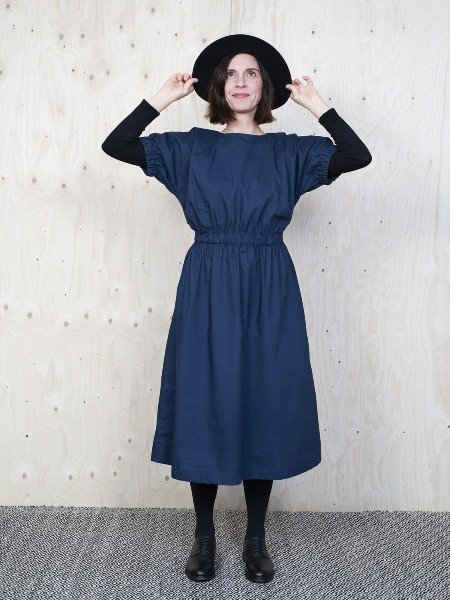 Cuff Dress by the Assembly Line