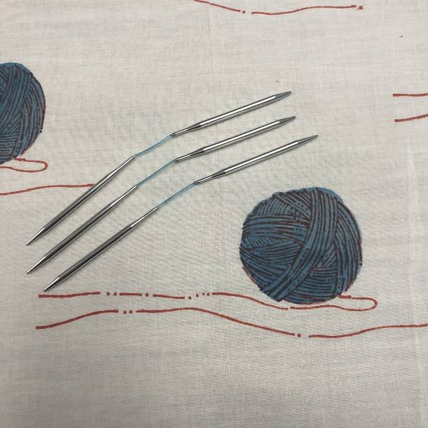FlexiFlips and FlexiFlips XL Double Pointed Knitting Needles by Skacel