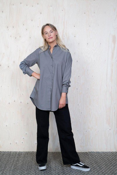 Oversized Shirt by the Assembly Line