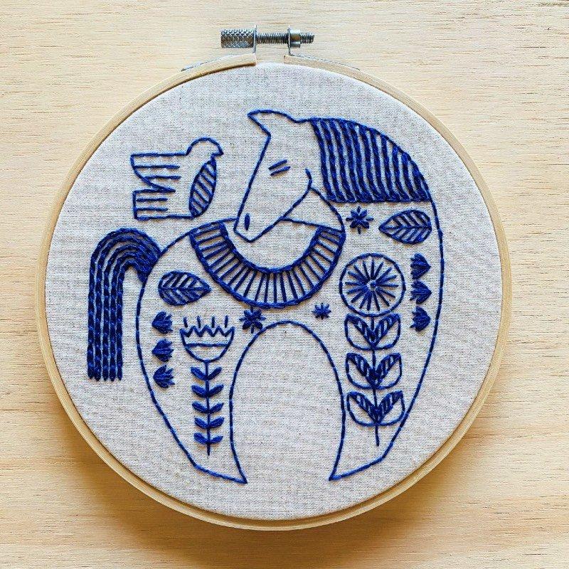 Hygge Horse / Hook, Line & Tinker