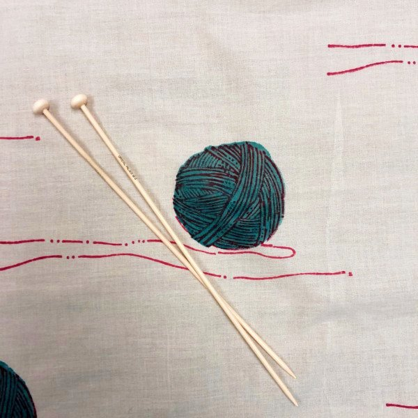10 Single Point Knitting Needles by Crystal Palace Bamboo
