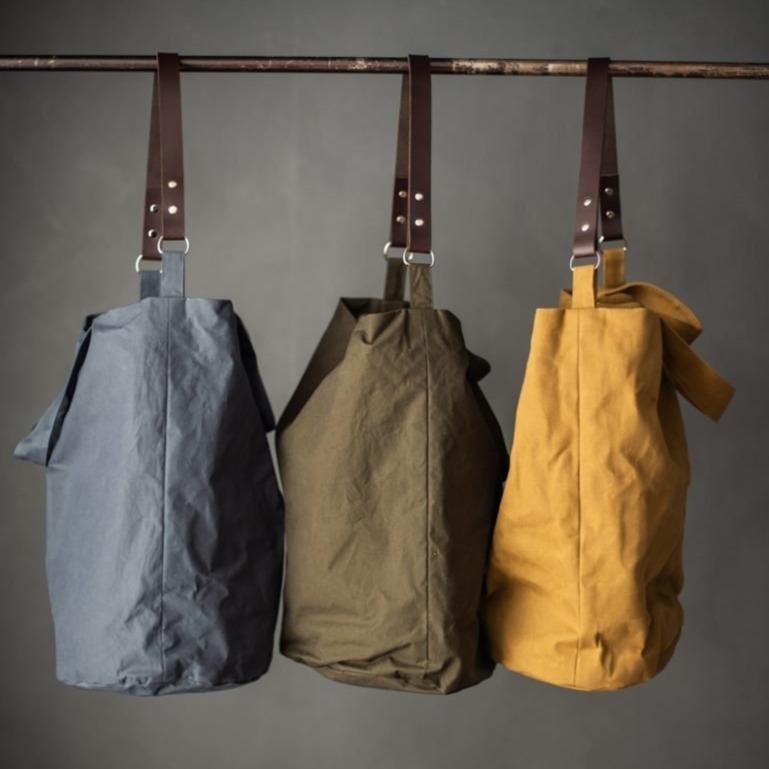 Jack Tar Bucket Bag By Merchant & Mills