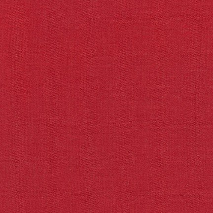 Nirvana Double Gauze/ Rich Red