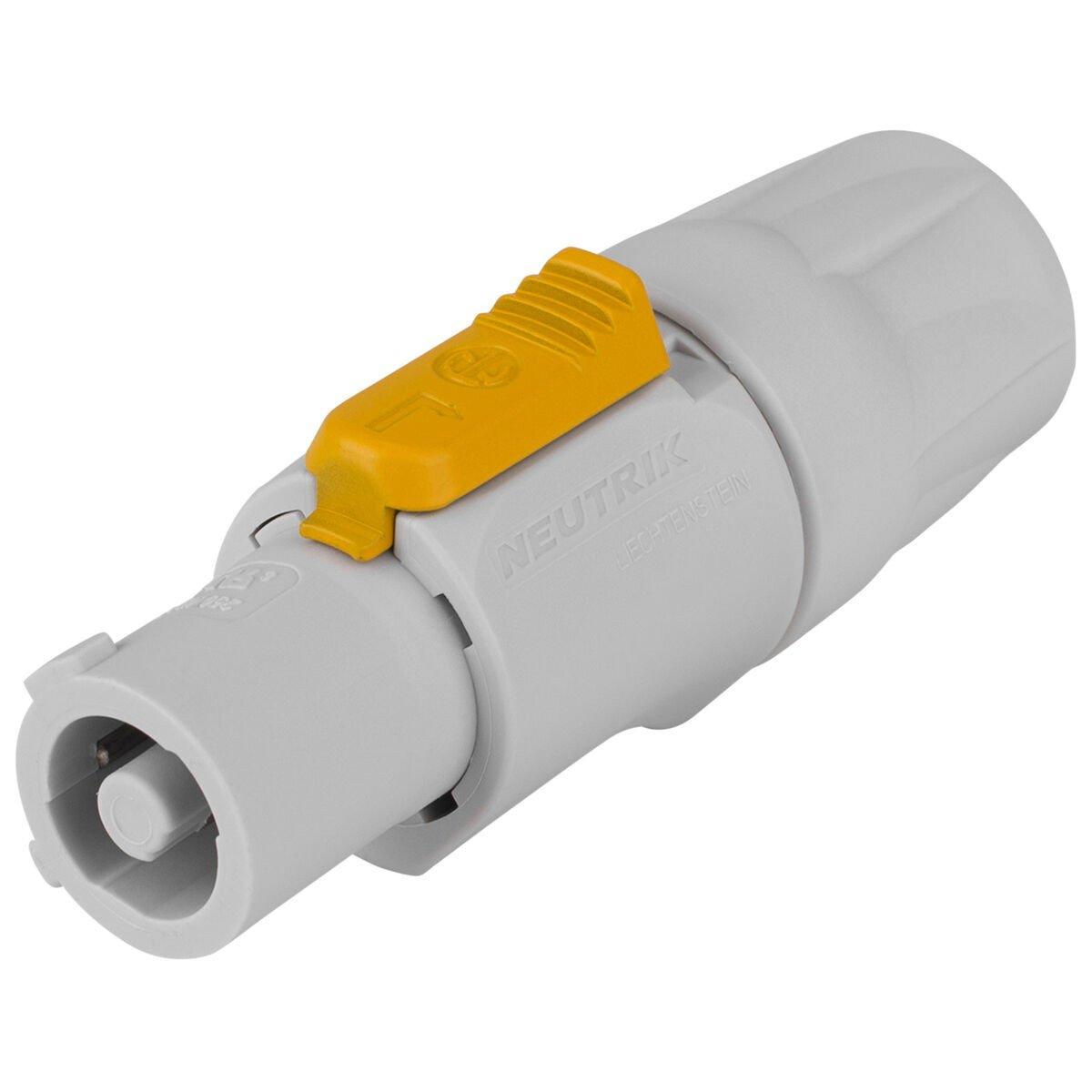Neutrik NAC3FCB AC Powercon Cable End-Out