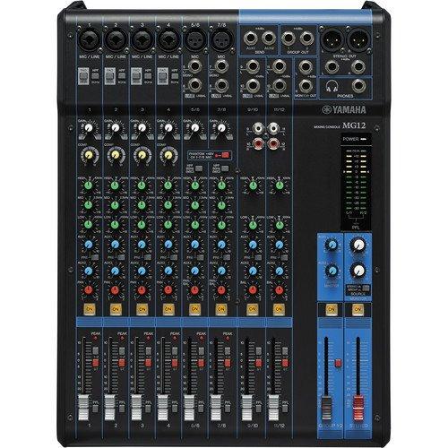 Yamaha MG12 12-channel Analog Mixer