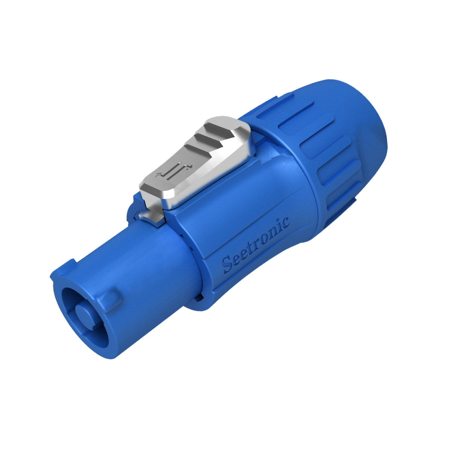 Seetronic SAC3FCA AC Power Connector Blue Connector-Male A