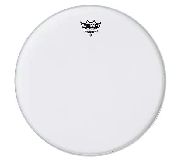 Remo Ambassador X Coated Drumhead 14in.