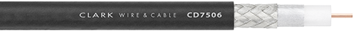 Clarkwire CD7506 RG6 6GHz 4K Digital Video Coax