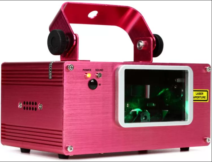 Chauvet DJ Scorpion Dual Aerial Laser Effect
