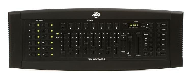 ADJ DMX Operator Programmable DMX Controller