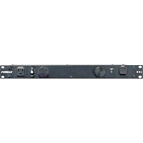 Furman M-8LX  8 Outlet Power Conditioner & Surge Protector - with Dual Rack Lights