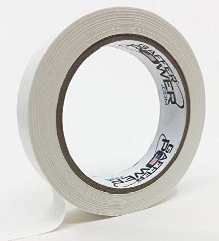 Gaffer Power Gaffer Tape - 1 in x 20 Yards- White