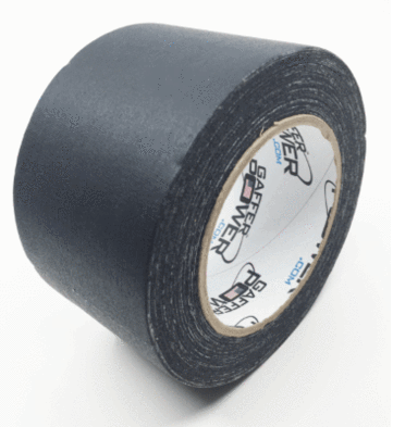 Gaffer Power Gaffer Tape - 3 Inch x 30 Yards - Black
